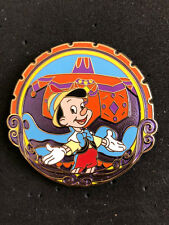 Disney WDW Festival of Fantasy Parade Reveal Conceal Mystery Pin - Pinocchio