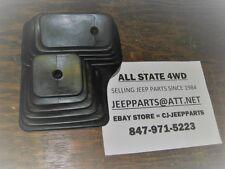 JEEP WRANGLER YJ 1987-95 5 SPEED TRANS & TRANSFER SHIFT BOOT