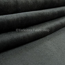 10 Metres of Luxurious Plump Chenille INVITINGLY Soft Upholstery Fabric in Grey