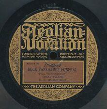 78tk-vocal recitation-VOCALION 12159-H.E.Humphrey**VERTICAL (Broadway performer)