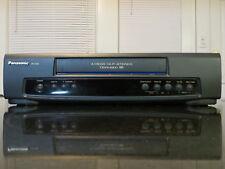 Panasonic PV-7450 Omnivision VHS HiFi Stereo Recorder VCR Player w/ Remote