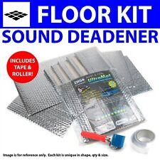 Heat & Sound Deadener Chevy Truck 1947 - 54 Floor Kit + Tape, Roller 30186Cm2