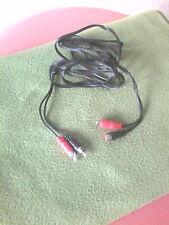 Y-Kabel auf 2 x Chinch 2,5m / Audiokabel / Adapterkabel /