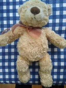 Small Gund Plush Bear Cuddly Toy