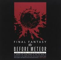 Before Meteor FINAL FANTASY XIV Original Soundtrack Blu-ray Music Japan