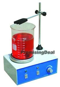 New Special Offer Lab Electric Hotplate Hot Plate Magnetic Stirrer 25W