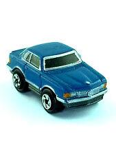 Micro Machines Vehicle Car MERCEDES BENZ 45SLC Blue Galoob Auto Coup 2 Door