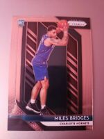 2018-19 Panini Prizm Base #278 Miles Bridges RC