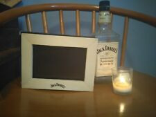 ''6 x 4'' Postcard/Picture Frame Jack Daniels Tennessee Whiskey New Unopened Box