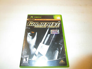 007 Goldeneye  Rogue Agent for Original Xbox  Very Good Cond Free Shipping