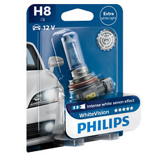 Philips WhiteVision H8 (Single) 12360WHVB1 White Vision