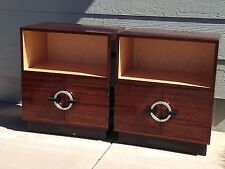 Rare Gilbert Rohde Herman Miller cabinets fantastic design
