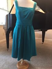 Women's Turquoise dress The Limited size 8 NEW