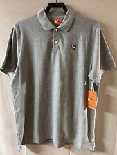 New listing Nike Tiger Woods Frank Golf Polo Shirt Dri-Fit Grey NWT CJ0880-022 Men's Size L