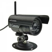 Sricam 720P HD Network Wifi IP Security Camera Wireless Outdoor IR Night Vision