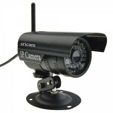 Sricam 720P HD Network Wifi IP Security Camera Wireless Outdoor IR Night Vision