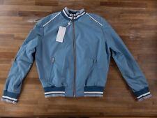 MAISON MARTIN MARGIELA light blue bomber jacket - Size Medium / 48 EU - NWT