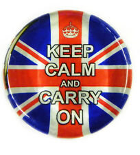 Keep Calm and Carry On Vintage Style Paperweight 60mm 2 & 1/4 inch