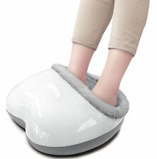 Carepeutic Acupressure Swing Motion Foot Reflexology Massager with Infrared Heat