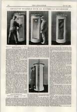 1897 Revolving Bulkhead Door Ss Duchess Of Devonshire