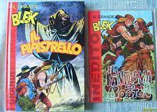 BLEK CONTRO IL PIPISTRELLO - CARTONATO MERCURY CON ALBETTTO ALLEGATO - EDICOLA