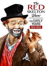 The Red Skeleton Show: The Early Years 1951-1955 (DVD, 2014, 10-Disc Set)