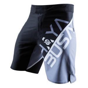 Fights shorts Hayabusa Stacked Black mma mens