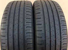 2 Stück 205/60 R16 - Continental - ContiEcoContact 5 - Sommerreifen - XL - 96H