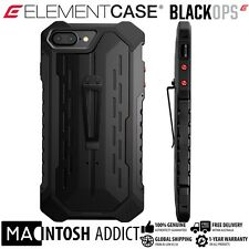 Element Case BLACK OPS MIL-SPEC Protective Case For iPhone 8 PLUS / 7 PLUS
