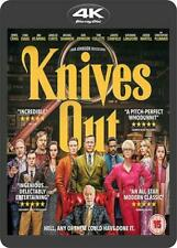 Knives Out 4K Blu-ray (2019)