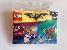 """Lego-Set 30607  BATMAN MOVIE """"Tears for Batman & Disco Batman"""" NEU & ORIGINAL"""