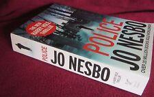 Police ~ Jo Nesbo. Harry Hole #10.  Victims are carefully chosen   HERE in MELB!