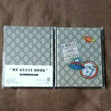 "GUCCI Notebook ""MY GUCCI BOOK"" x2 from Oggi Magazine 2017 Special Appendix"