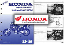 Honda V65 VF1100C MAGNA Service Workshop Repair Factory Manual VF 1100 C VF1100