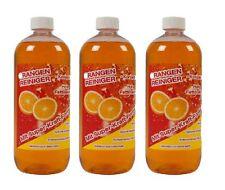 3x1L Orangenreiniger Orangenölreiniger Universalreiniger Orangenöl Allesreiniger
