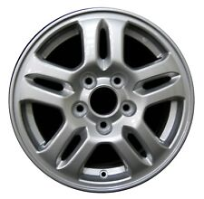 "16"" Honda CR-V CRV 2002 2003 2004 Factory OEM Rim Wheel 63842 Silver"