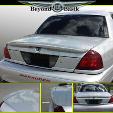 2003-2004 Mercury Maurader Ford Crown Victoria Factory Style Spoiler PRIMER