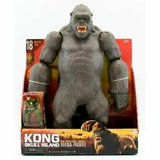 Kong Skull Island 46cm Large Mega King Movie Action Figure Kids Monster Play Toy