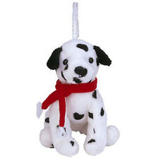 Ty Jingle Beanie Baby - Dizzy the Dog (4.5 inch) - Mwmt's