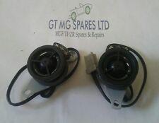 ROVER 45 400 MGZS (new) PAIR OF SPEAKER TWEETERS XQN000360  GT MG SPARES LTD