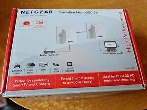 Netgear Powerline Nano500 Set
