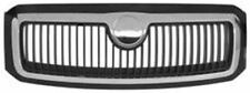 Skoda Fabia 2000-2005 Front Radiator Grille With Moulding & Surround  PSC
