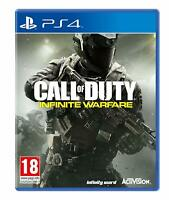 CoD Call of Duty Infinite Warfare (PS4) (NEU & OVP) (UNCUT) (Blitzversand)