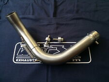 Pipe Werx Benelli TNT 125 De Cat De-cat Exhaust Mid Pipe UK Made