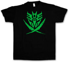 STAR SEEKERS INSIGNIA T-SHIRT - Decepticon Transformers Logo Autobot T-Shirt