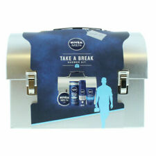 New Nivea Men 5Pcs Take A Break Shower Kit Set For Mens Xmas Birthday Gift