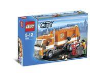 LEGO® CITY 7991 Müllabfuhr - NEU / OVP