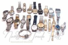 Lot 22x Men/Women Watches Quicksilver Roxy Ronica Seiko Sarah Coventry UNTESTED