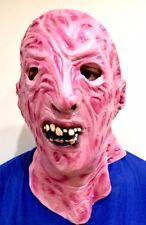 Adulto Freddy Maschera Incubo Costume di Halloween Horror Costume Uomo Ustionato
