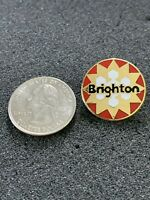 Brighton Utah Ski Resort Travel Souvenir Pin Pinback #38557